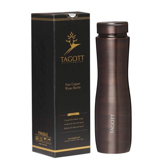 TAGOTT Apsara Copper Water Bottle