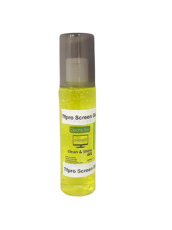 Tfpro Screen Cleaning Gel Kit for Laptop, LCD, Tablet, Mobile