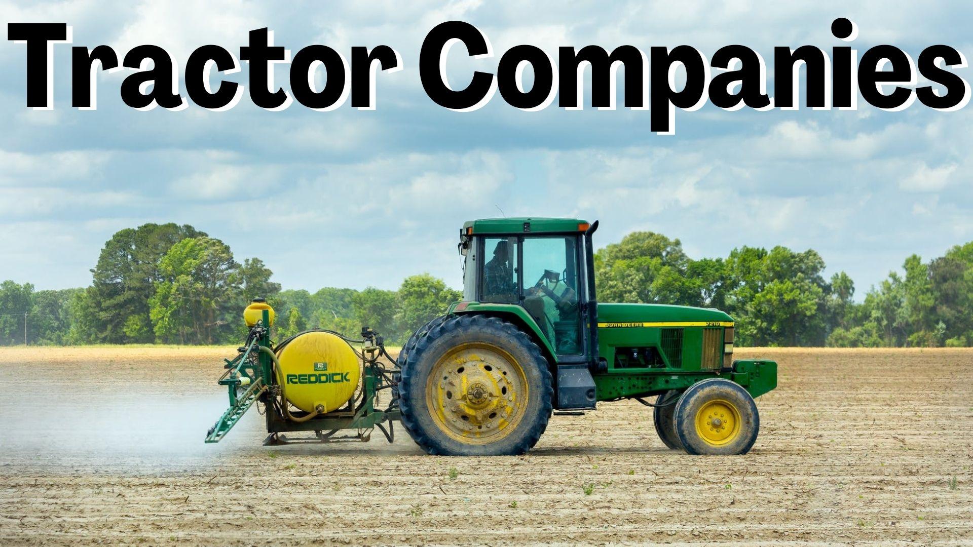 Tractor Companies