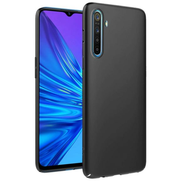 TrueObjects Back Cover for Realme 5 Mobile Phone