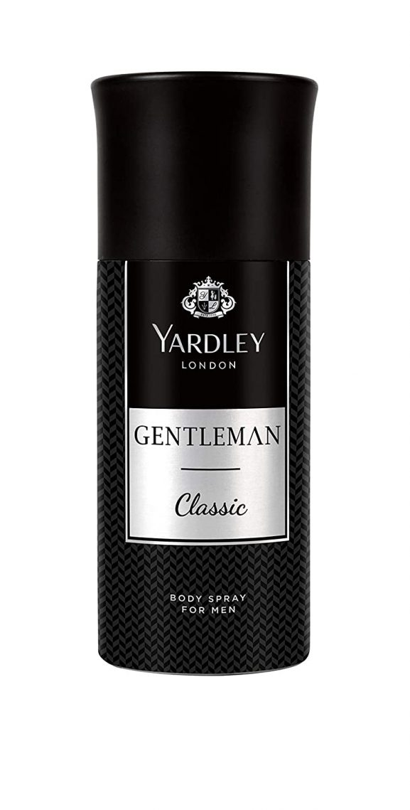 Yardley London Gentleman Classic Deo Body Spray for Men