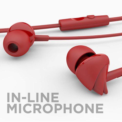 boAt Bassheads 100 in-Ear Wired Earphones: Earphones Under 500
