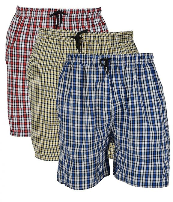 Digital Shopee Men's Cotton Shorts Boxers