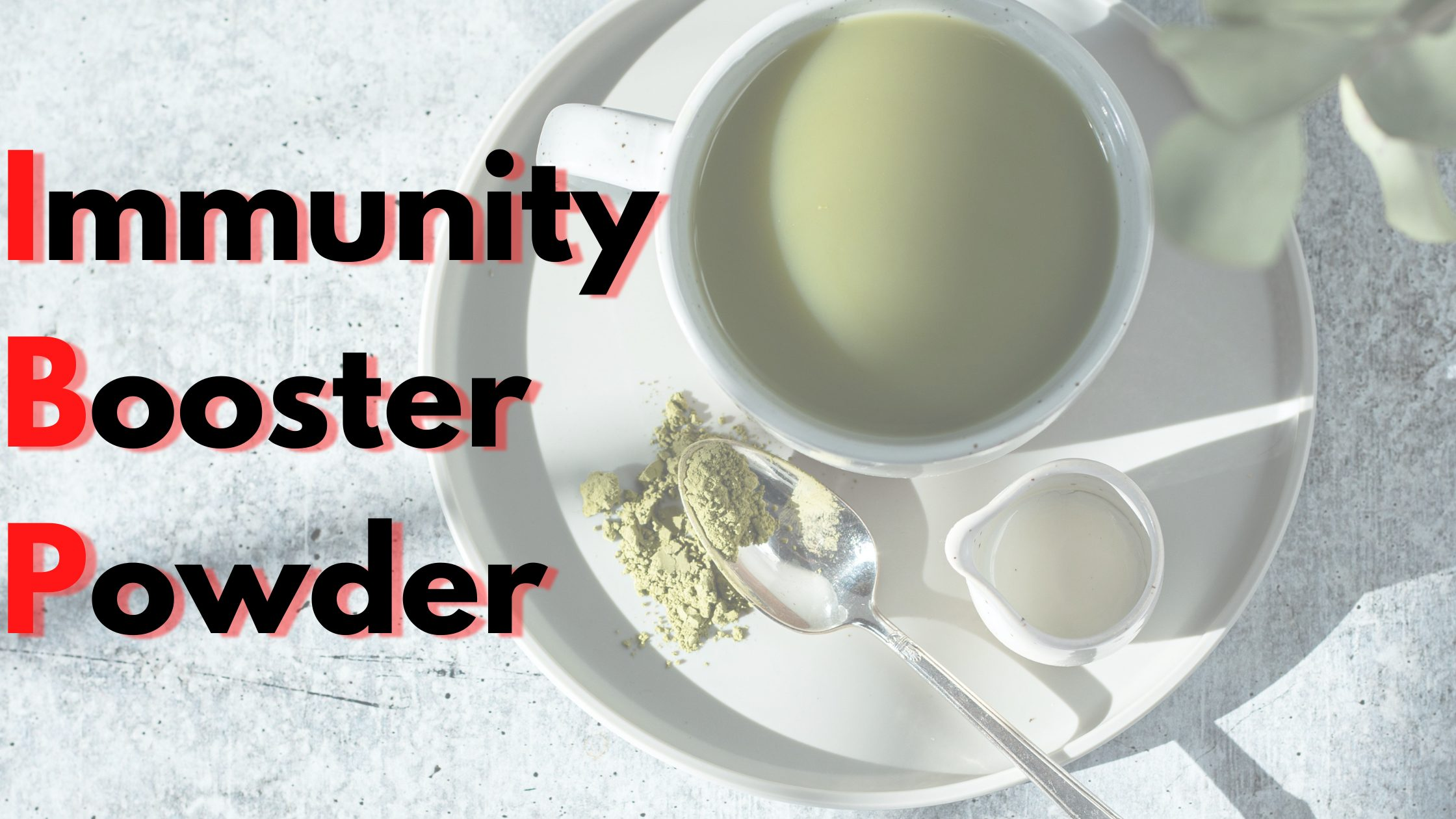Immunity Booster Powder