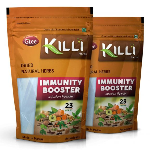 KILLI Immunity Booster Powder