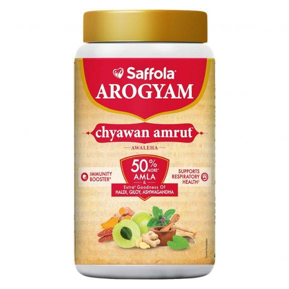 Saffola Arogyam Chyawan Amrut Awaleha Immunity Booster