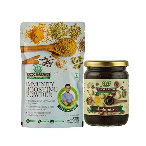 Two Brothers Organic Farms Amorearth Immunity Boosting Powder