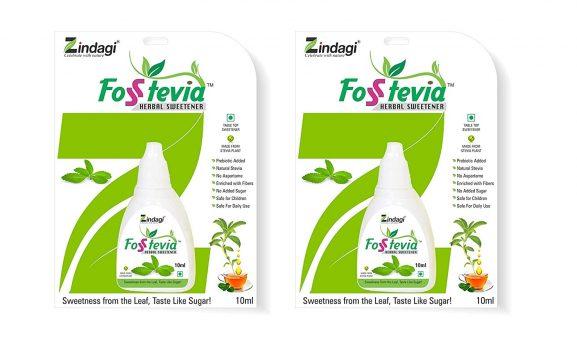 Zindagi Stevia Liquid Drops