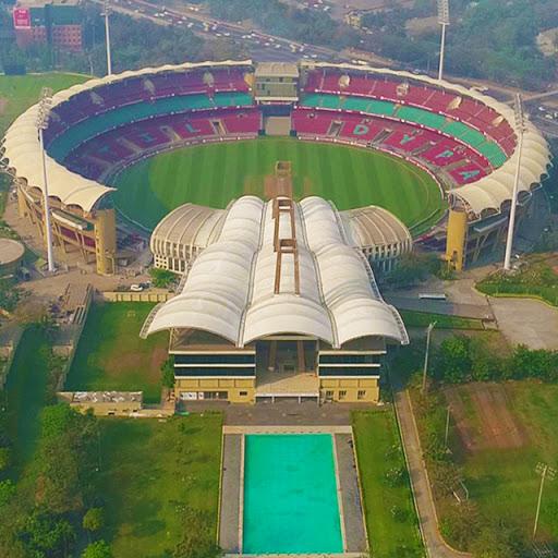 DY Patil Sports Stadium, Navi Mumbai