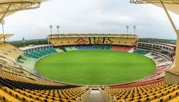 Greenfield International Stadium, Thiruvananthapuram
