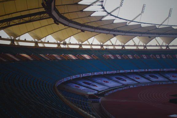 Jawaharlal Nehru Stadium, Delhi - Football Stadium in India