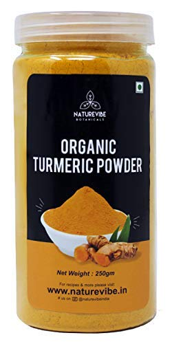 Naturevibe Botanicals Organic Turmeric Powder