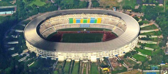 Salt Lake Stadium, Kolkata - Football Stadium in India