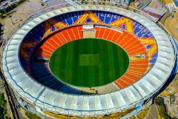 Narender Modi Stadium, Ahmedabad - Football Stadium in India