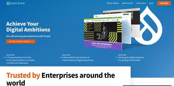 Specbee - top 10 web development companies in bangalore