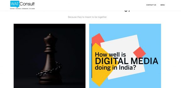 WatConsult - Digital Marketing Agency in india