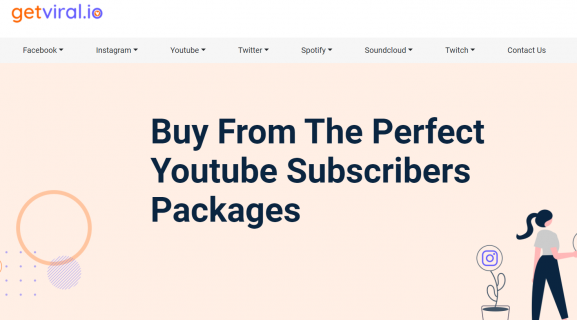 getviral - buy YouTube subscribers