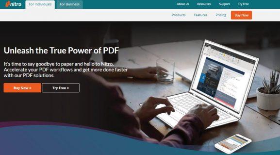 Nitro PDF Reader - Acrobat Alternative