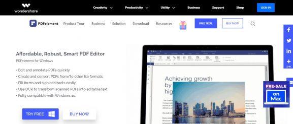 PDF Element by Wondershare