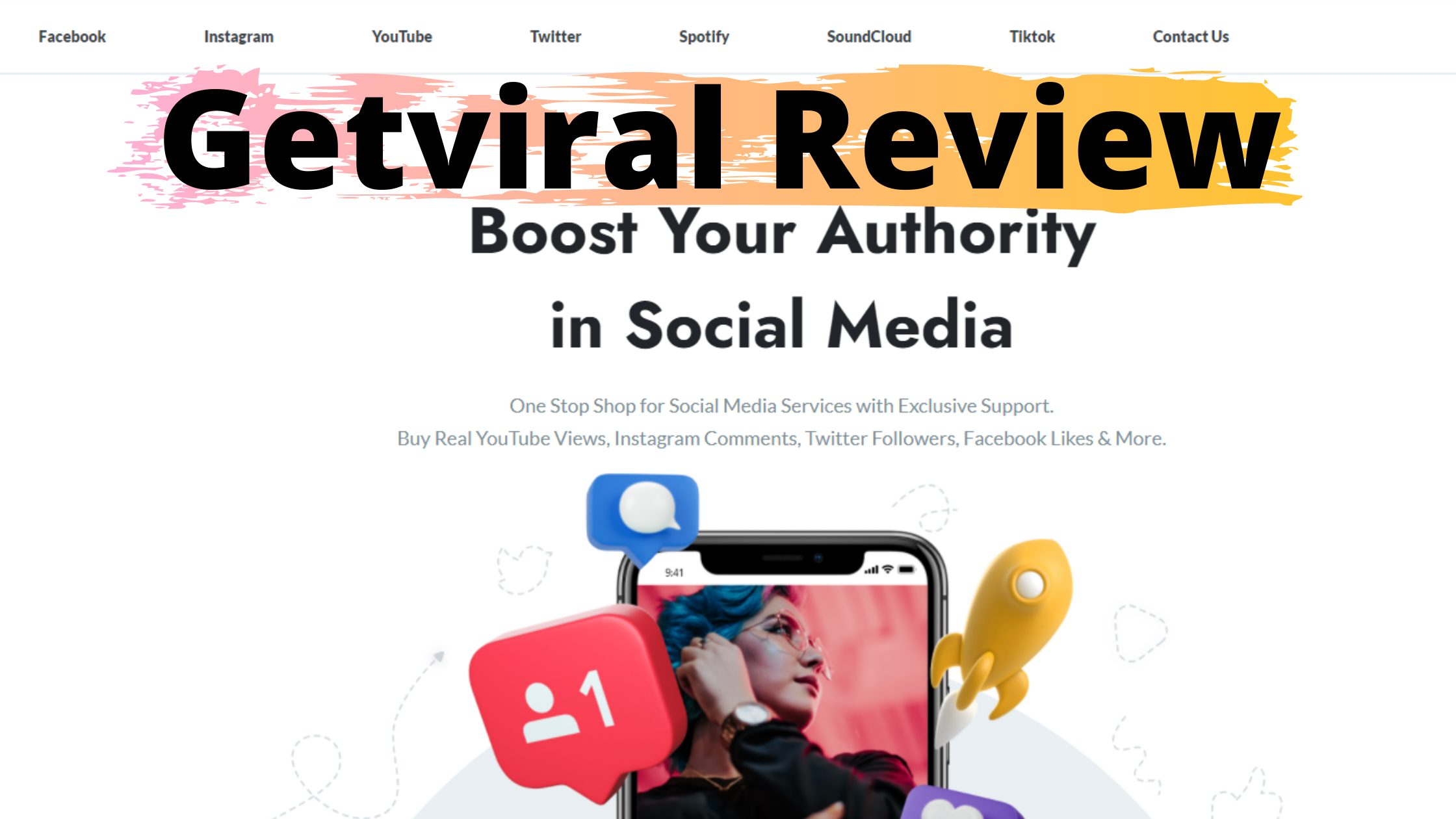 Getviral Review